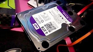 Install Western Digital 4TB Internal Hard Drive in 1 Partition ( Windows 7/8/10 ) -  TricK i Know