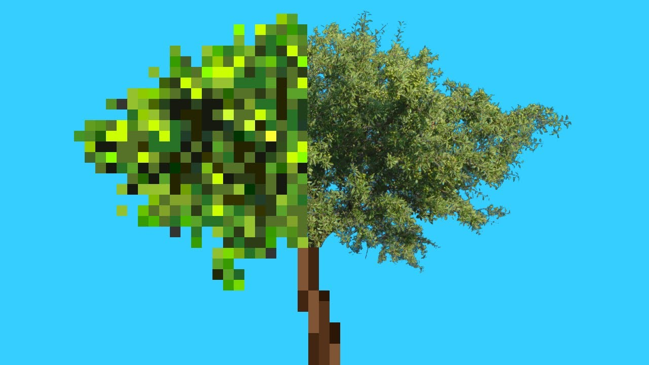 How To Make Pixel Art From A Photograph Using Gimp