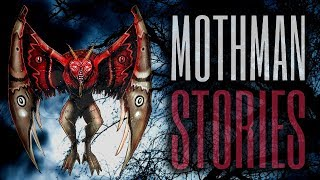 10 TRUE Scary Mothman Stories