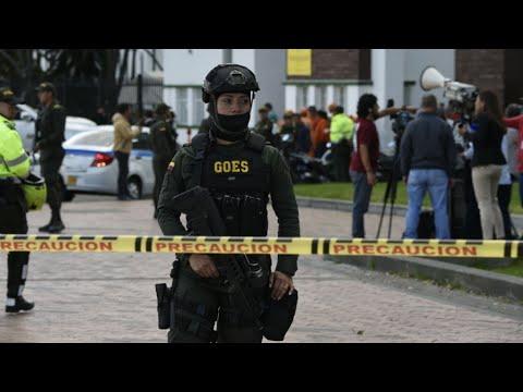كولومبيا: 21 قتيلا على الأقل في هجوم بسيارة مفخخة استهدف أكاديمية للشرطة في بوغوتا  - نشر قبل 22 دقيقة