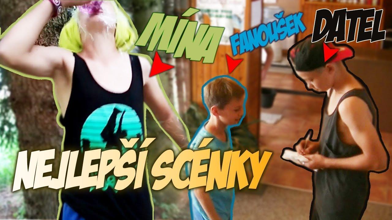 Parodie na Youtubery! | Děti z Tary Campu 2018