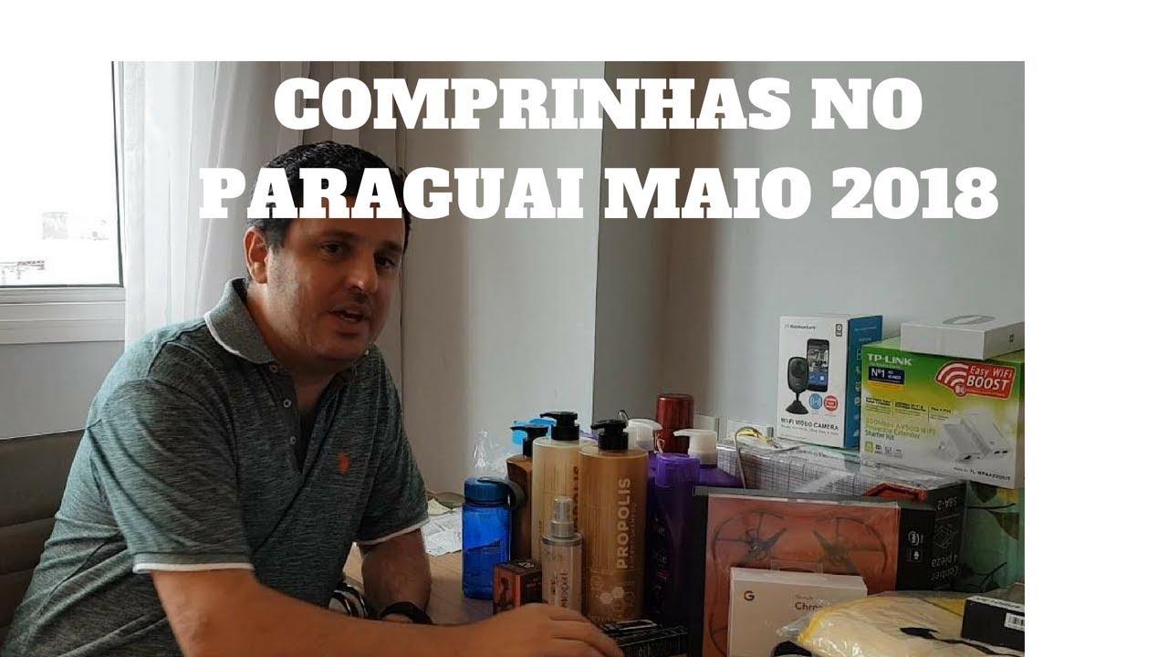 b8c586a4afb COMPRINHAS PARAGUAI MAIO 2018 . DICAS