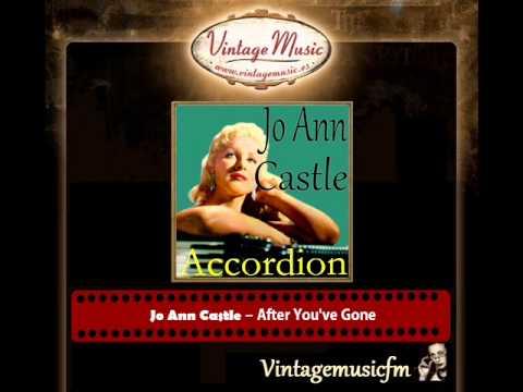 Jo Ann Castle – After You've Gone