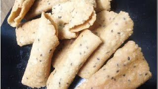 Kuzhalappam Kerala Snack കുഴലപ്പം