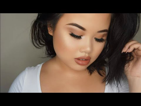 "Simple ""Go To"" Makeup Tutorial ft. Champagne Pop 