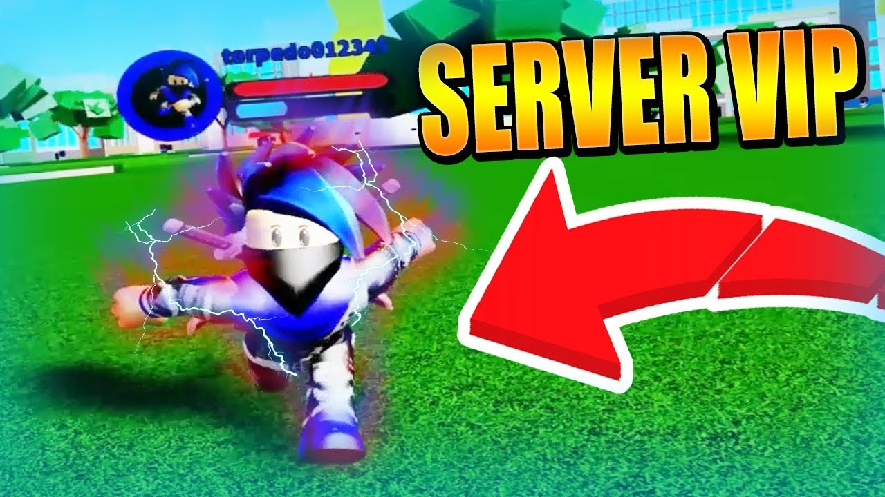 Server Vip De Graca Do Boku No Roblox Remastered Roblox
