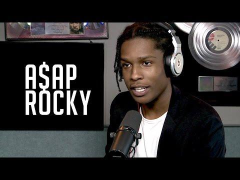 A$AP Rocky talks Rita Ora, Orgies, New album + A$AP Yams passing