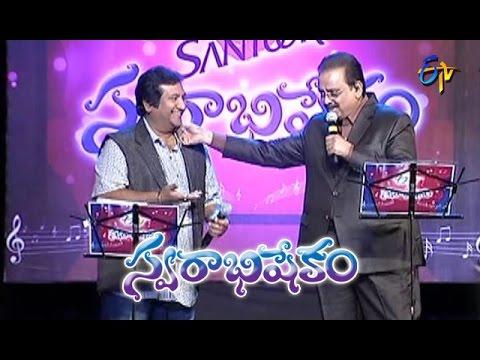Dost Mera Dost Song - S.P.Balu, Mano Performance in ETV Swarabhishekam - Chicago,USA - ETV Telugu