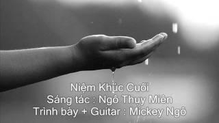 Niem Khuc Cuoi (Guitar).wmv