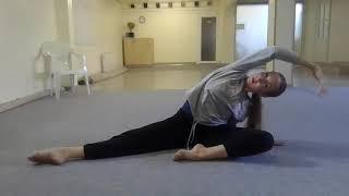 ApSara, cours de stretching