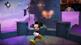 Castle of Illusion Live Stream (PC) Part 1 with Mike Matei