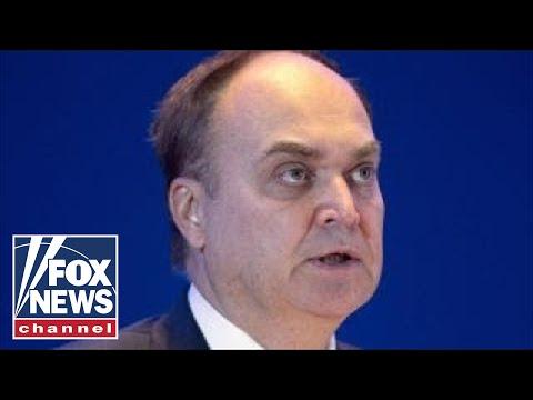 Russian ambassador to US warns of 'consequences'