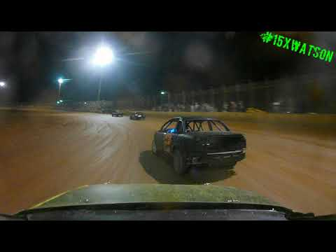Harris Speedway Main Race 9-2-17 #15xWATSON