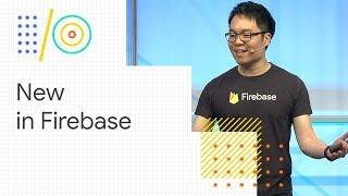 What's new in Firebase (Google I/O '18) thumbnail