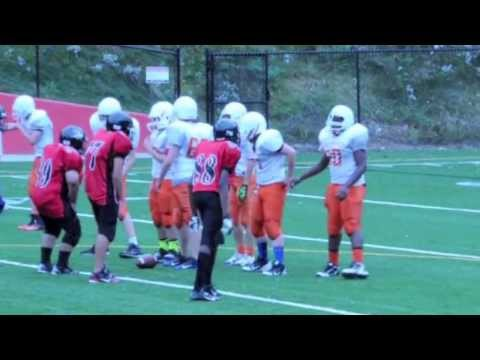 Football 2013-2014 Fieldston Middle School Football vs. L.I. Lutheran (incomplete)
