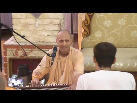 Чайтанья Чаритамрита Ади 6.80-85 - Бхакти Ананта Кришна Госвами