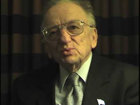 Ben Ferencz (2005) Interview