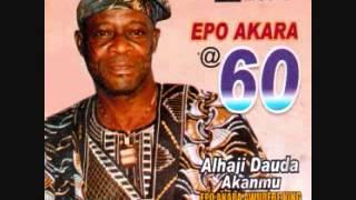 Alhaji Dauda Epo Akara-Abidjan special