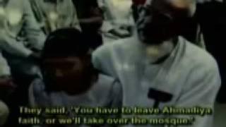 AHMADIYYA PERSECUTION (English Subtitles)