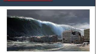 Gambar cover Les Tsunamis - Les Doc d'Anass #1