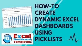 How-to voor het Maken van Dynamische Excel Dashboards met Behulp van Keuzelijsten