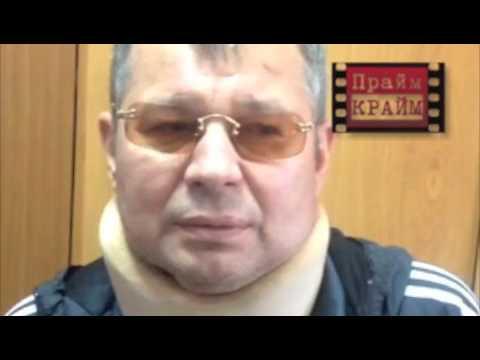 вор в законе Игорь Новиков (Новик) 01.09.16 Одинцово