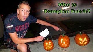 Pumpkin Patch Sends Us Game Master Jack O'Lanterns! Don't Smash the Wrong Pumpkin Challenge!!!
