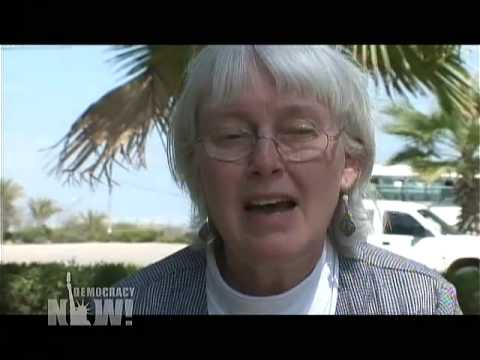On Trip to Gaza, Rachel Corrie's Parents Remember Their Daughter. Democracy Now 3/16/09 1 of 2