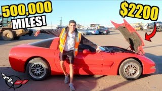 Download I Bought a 528,000 Mile C5 Corvette For $2200 at Auction SIGHT UNSEEN! Mp3 and Videos