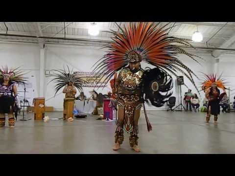 Inter-tribal Elders Celebration---Aztec Dancers & Drums