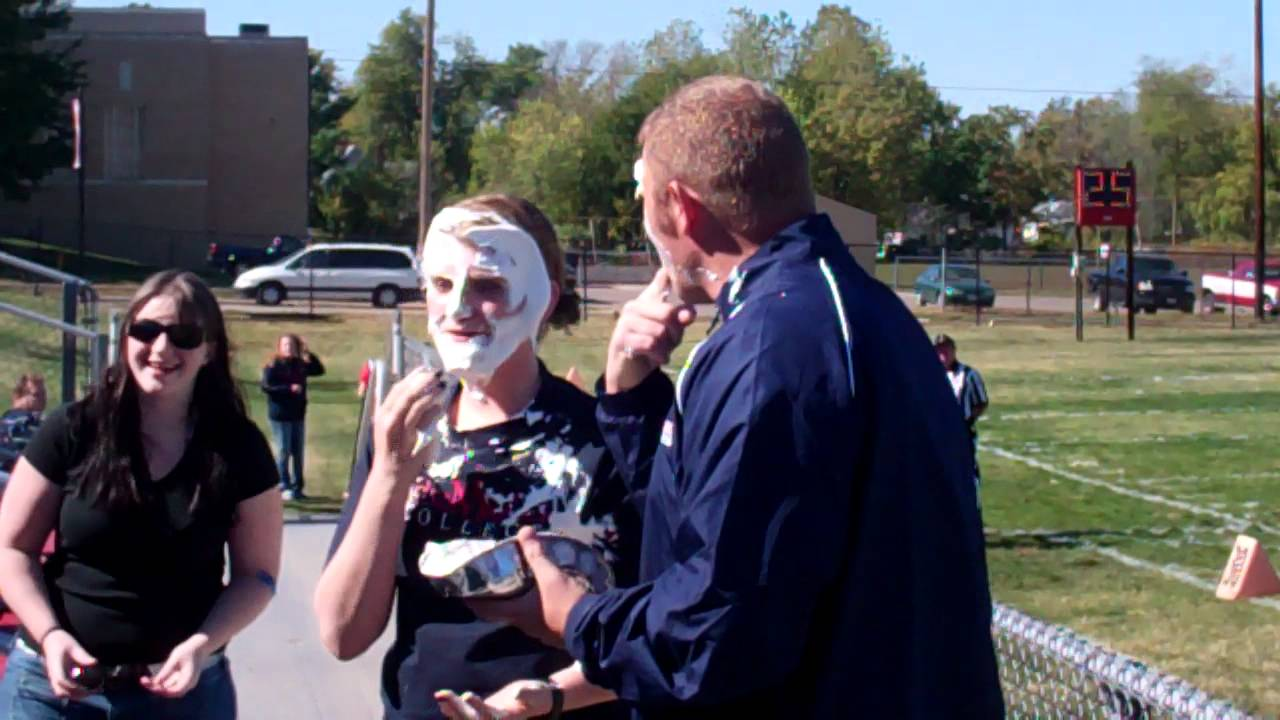 Pie in the Face - YouTube