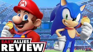 Mario & Sonic at the Olympic Games Tokyo 2020 - Easy Allies Review (Video Game Video Review)