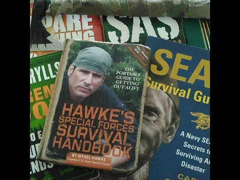 Prepped Survival Books