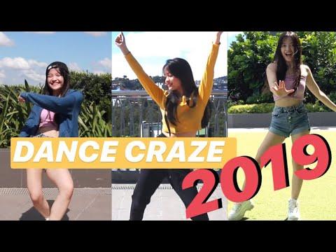 DANCE CRAZE 2019 | Madelaine Red