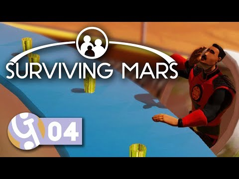 🚀 Life On Mars | Let's Play Surviving Mars (Pre-Release) #04