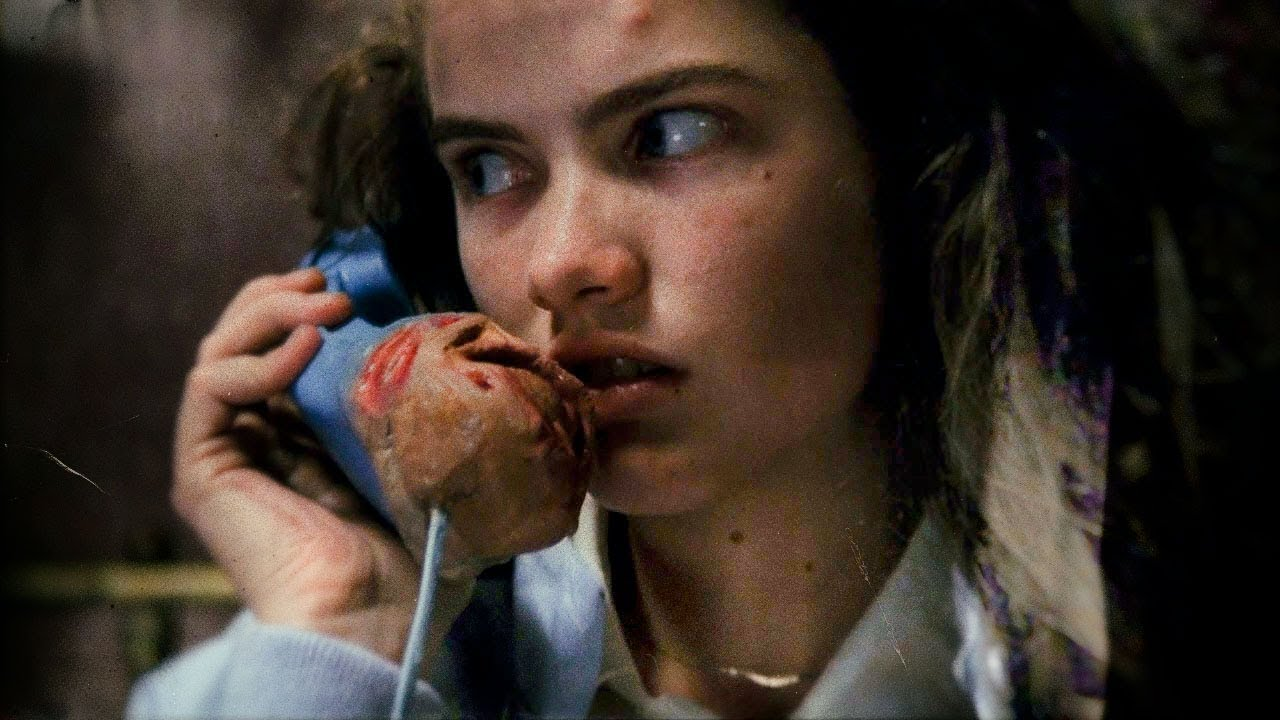 A Nightmare On Elm Street 1984 - Freddy Phone - YouTube