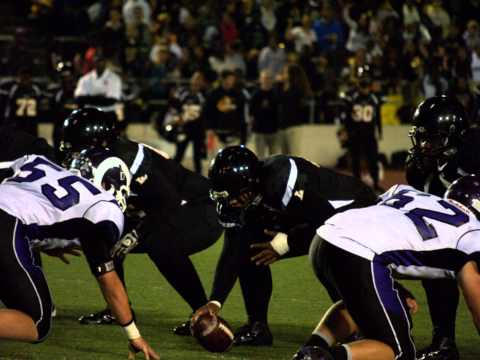Lincoln High Varsity Football 2012