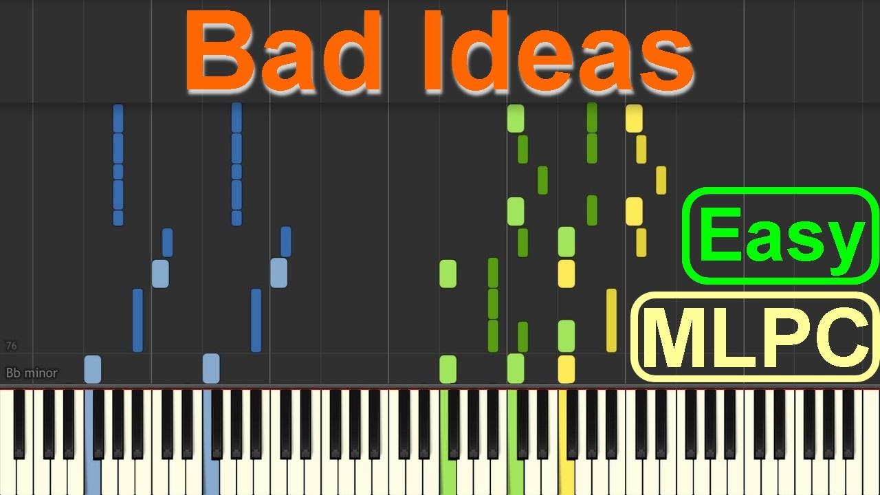 download lagu alle farben bad ideas piano arrangement. Black Bedroom Furniture Sets. Home Design Ideas