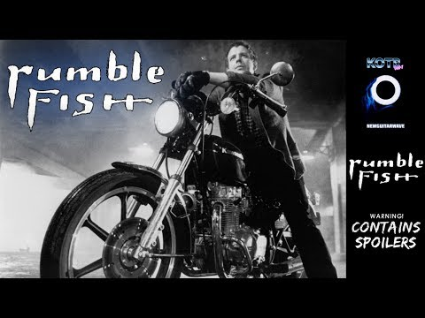 KOTR - Rumble Fish [Official Video]