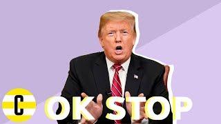 Trump's border speech | OK Stop