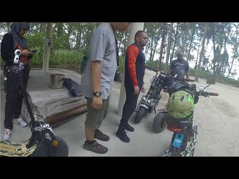 Electric Scooter Velocifero MAD Singapore 170917 MAD Owners Sharing & Bonding Time