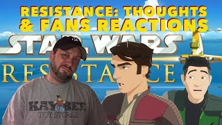 Star Wars Resistance: Thoughts and Fans Reactions