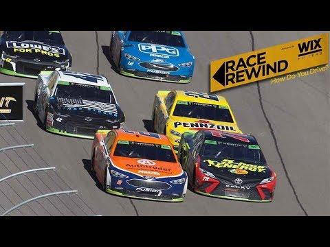 Race Rewind: Las Vegas in 15