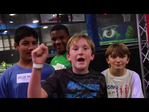 Plex HiWire Indoor Trampoline Park - Irmo SC