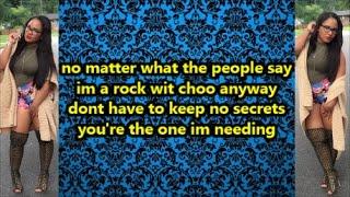 Tiara Nicole - The One Who Loves You (Lyrics)