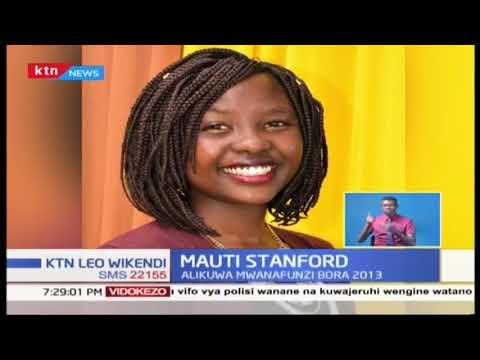Mauti Stanford: Mwanamke aliyekuwa mwanafunzi bora 2013 afariki marekani