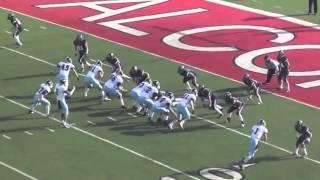 Drake Harris Football Highlights