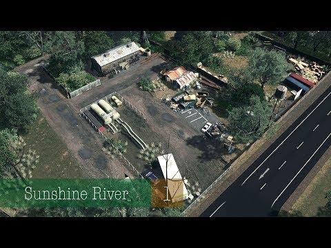 BACKBONE VILLAGE - Cities Skylines: Sunshine River - ep.1