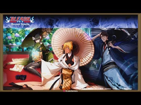 Bleach Brave Souls: Novo Summons Parassol Hallibel, Aizen e Sun-Sun!!! E mascotes chegando!!! - Omega Play