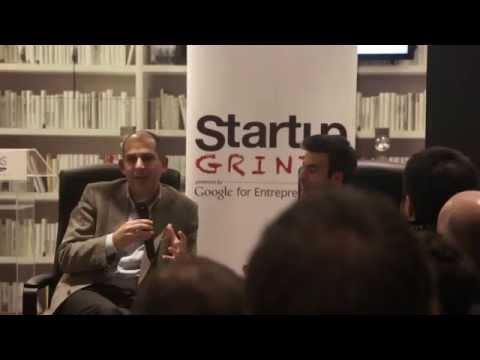 Startup Grind Athens Hosts Spyros Trachanis (Managing Partner Odyssey Venture Partners)